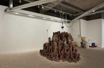 Anya Gallaccio and Ryan Gander at 21st Biennale of Sydney