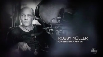 The 2019 Oscars 'In Memoriam' celebrates the life of Robby Müller