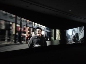 Meiro Koizumi at The Sharjah Biennial