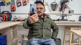 Ryan Gander's Film 'Me, My Selfie and I'