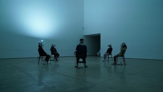 Meiro Koizumi's VR 'Sacrifice' at Aichi Triennale