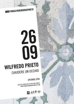 Wilfredo Prieto's solo show at Fondazione Morra Greco, IT