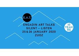 DAVID CLAERBOUT at Engadin Art Talks, CH