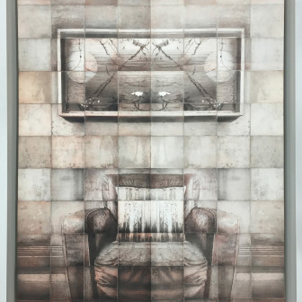 Myriorama Room Series - Armchair, 2016
