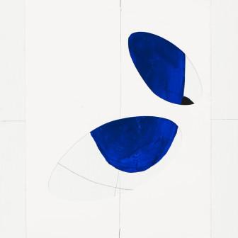 """Geografías corporales II """" Color blanco"""", 2009"""