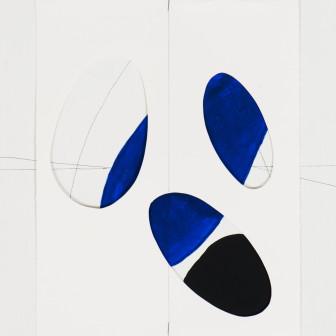 """Geografías corporales I """" Color blanco"""", 2009"""
