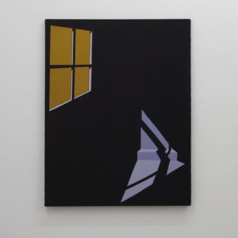 The Yellow Fog that Rubs its Back Upon the Window Pane, 1998