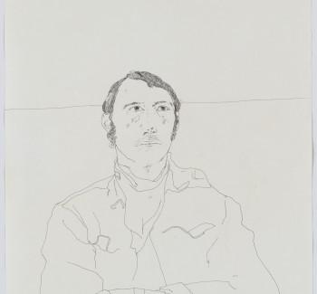 CABINET ROOM: DAVID HOCKNEY