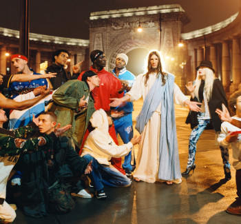 DAVID LACHAPELLE: Jesus is my Homeboy