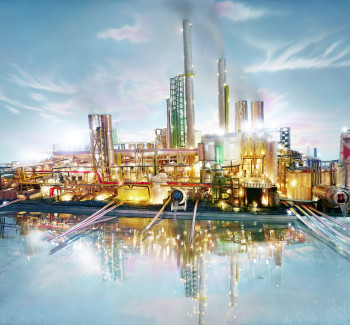David LaChapelle LAND SCAPE