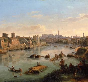 GASPAR VAN WITTEL Italian Views from the Early 1700s