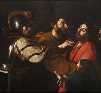 Master Paintings Week: Manfredi Rediscovered