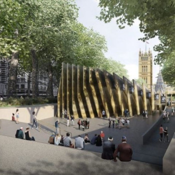 RON ARAD: Ron Arad Architects and Adjaye Associates to design UK Holocaust memorial