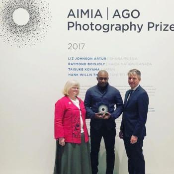 HANK WILLIS THOMAS wins Aimia | AGO Photography Prize 2017
