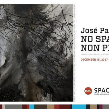 JOSE PARLA: No Space / Non Place