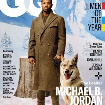 AWOL ERIZKU: Photography of Michael B. Jordan for the cover of GQ