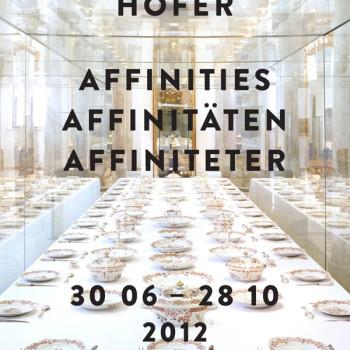 CANDIDA HÖFER: Affinities / Affinitäten / Affiniteter