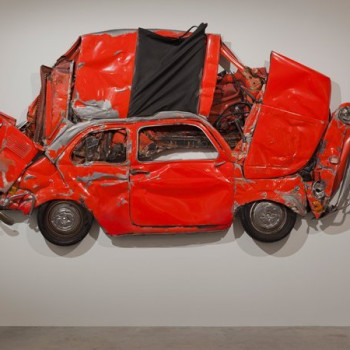 RON ARAD: In Reverse