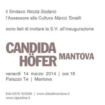 CANDIDA HÖFER: Mantova