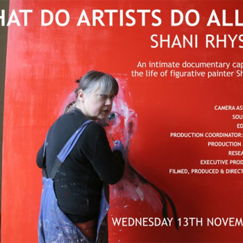 Shani Rhys James Documentary - 13th November