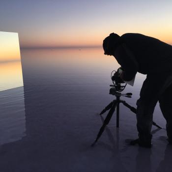 Murray Fredericks: Vanity Behind the Scenes