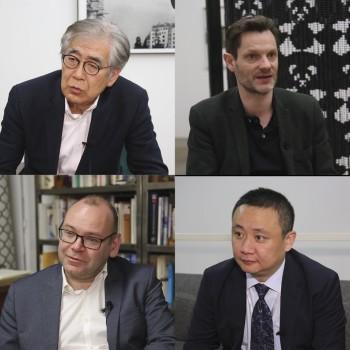 国际评委独家访谈 第1辑