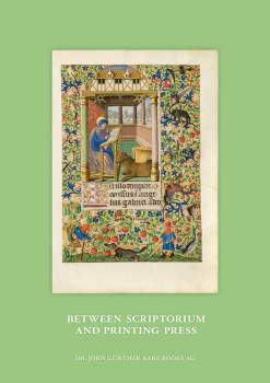Between Scriptorium and Printing Press, Brochure No. 15