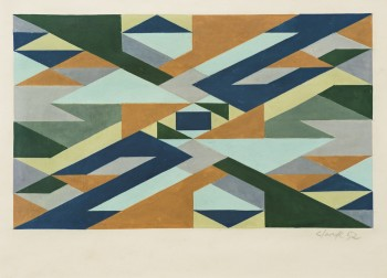 LYGIA CLARK: WORK FROM THE 1950s