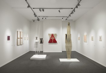 Frieze Masters: Lenore Tawney Spotlight: Stand H8