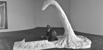 Erika Verzutti: 'Swan, Cucumber, Dinosaur', PIVO, Sao Paulo