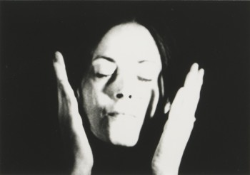 Hannah Wilke, 'Gestures', 1974. Vintage black and white photograph, 12.7 x 17.8 cm, 5 x 7 ins.