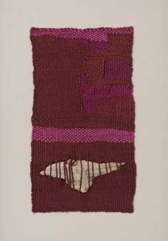 Group show: Sheila Hicks: Nebraska: Its Land, Its People, Museum of Nebraska Art, Kearney, Nebraska