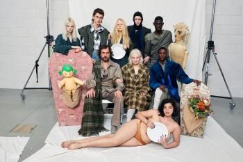 Group show: Juergen Teller, 'Vivienne Westwood, Andreas Kronthaler and Juergen Teller', Vivienne Westwood Flagship, New York