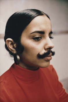 Ana Mendieta, 'Untitled (Facial Hair Transplants)', 1972