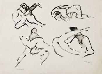 Dorothea Tanning in 'Bonjour/Au Revoir Surrealisme', Louisiana State University Museums of Art, Louisiana
