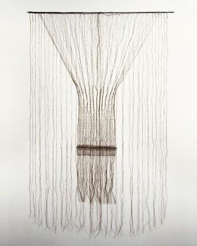 Lenore Tawney in Anni Albers Retrospective, Tate Modern