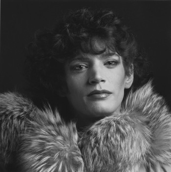 Group Show: Birgit Jürgenssen, Robert Mapplethorpe and Ana Mendieta in 'DRAG: self-portraits and body politics', Hayward Gallery, London