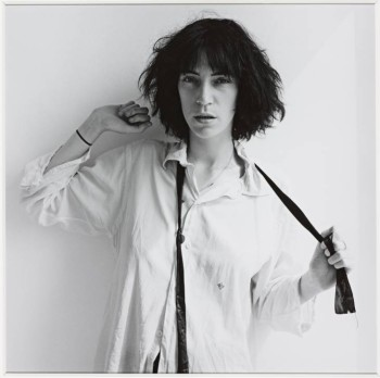 Robert Mapplethorpe in Tate 'Artist Rooms' at The Atkinson, Southport, UK