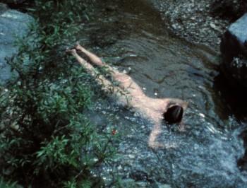 Ana Mendieta in 'Laid Bare in the Landscape', Nevada Museum of Art