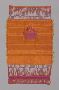 Group show: Sheila Hicks in 'In a Cloud, in a Wall, in a Chair: Six Modernists in Mexico at Midcentury', Art Institute of Chicago, Chicago