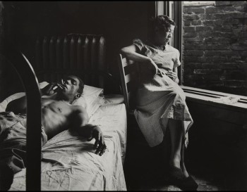 Gordon Parks, 'Tenement Dwellers, Chicago', 1950. © The Gordon Parks Foundation