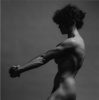 Robert Mapplethorpe, Lisa Lyon, 1982 © Robert Mapplethorpe Foundation, New York. Used by Permission. Courtesy of Robert Mapplethorpe Foundation, New York, and Alison Jacques Gallery, London