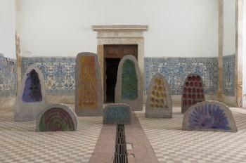 Erika Verzutti in the Coimbra Biennial of Contemporary Art – Anozero'19, Portugal