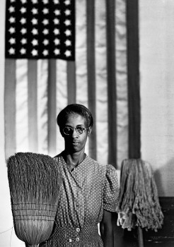 Gordon Parks, 'American Gothic, Washington, D.C.', 1942. © The Gordon Parks Foundation