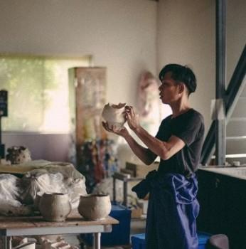 Takuro Kuwata. Image courtesy of LOEWE Foundation