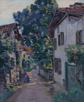 Winter Exhibition: Auerbach, Calder, Dufy, Lanskoy, Picasso, Renoir