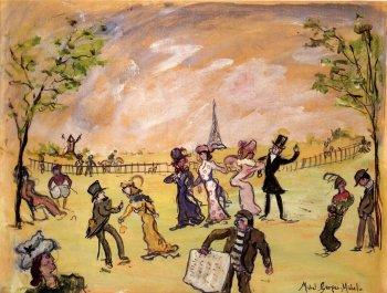 Michel Georges-Michel (1883-1985) - Paris: Art and Life