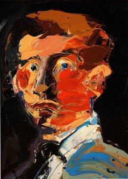 Paul Richards - New Paintings