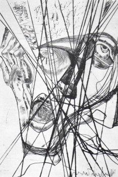 Ernst Neizvestny - Works on Paper