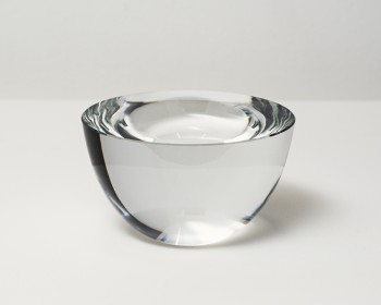 Tigela (Bowl), 2015 Crystal 8 x 13.8 x 13.8 cm 3 1/8 x 5 3/8 x 5 3/8 ins Edition 15/25 + 4 APs